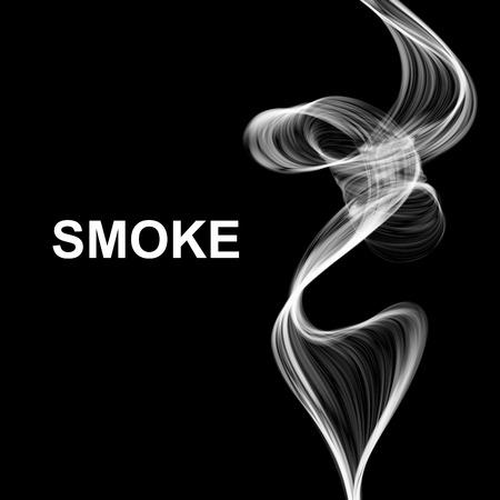 Vector abstract smoke background Vector