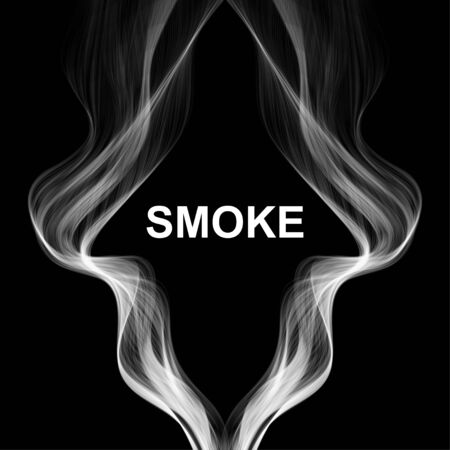 abstract smoke: Vector humo fondo abstracto. Vectores