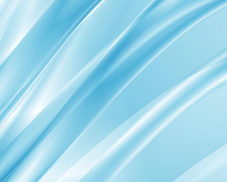 abstract waves: Vector abstract blue waves background