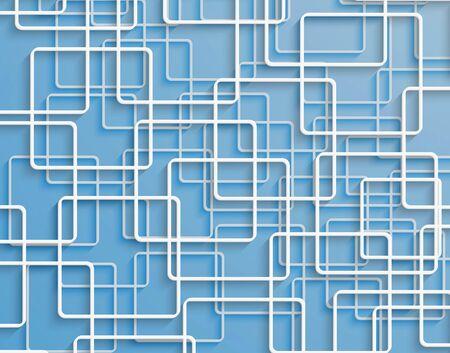 Abstract Geometrical Background. Vector illustration. Stock Illustratie