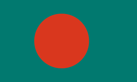 bangladesh: National flag of Bangladesh