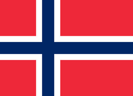 norway flag: National flag of Norway - 22 16  Nordic cross