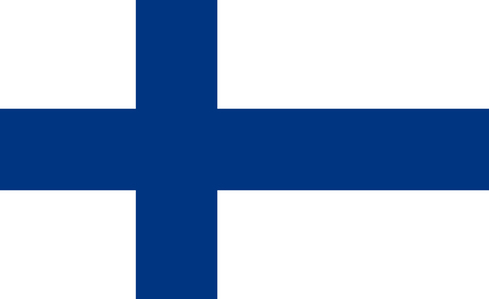 proportional: National flag of Finland