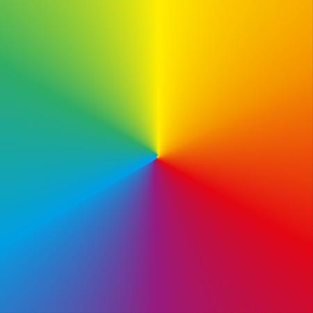 Hintergrund der Kreisregenbogen (Spektrum) Farbverlauf Standard-Bild - 36987265
