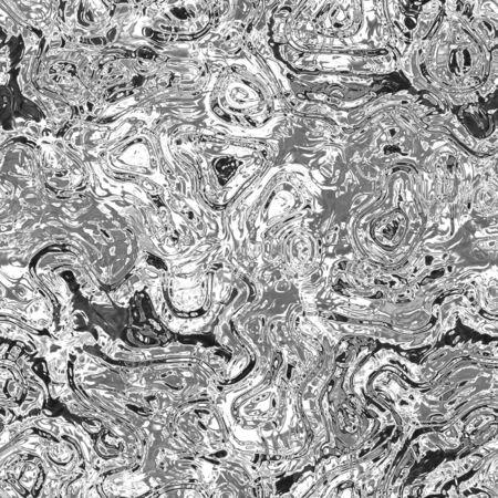 Perfecta Textura En Escala De Grises - Fundir El Hierro Líquido O ...