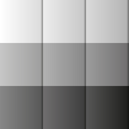 greyscale: Greyscale background seamless pattern made of boxes in shades of gray - great for web, infographic, posters, etc.