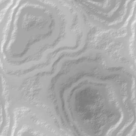nonexistent: Seamless greyscale pattern with imitation of map contour lines for hill and valley