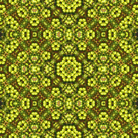 interesting: Interesting seamless pattern with green and red details