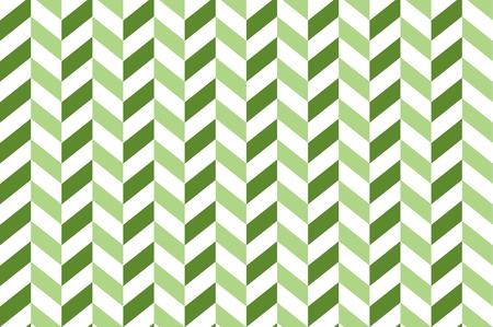 Seamless pattern - slant (oblique) opposite dark and light green lines on white background, imitation of corners