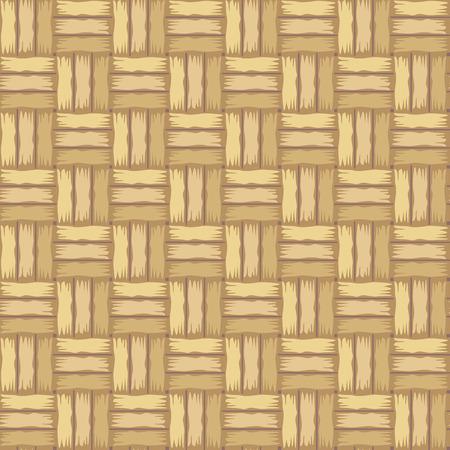 rattan: Rattan striped textured background. Wicker pattern. Vector samless pattern.