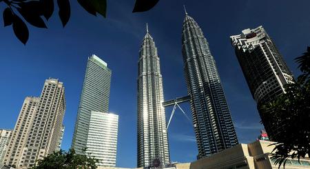 Petronas Twin Towers Editorial