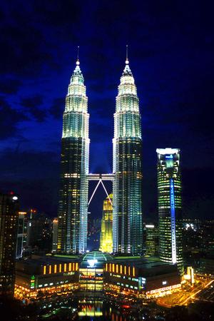 Petronas Towers Editorial