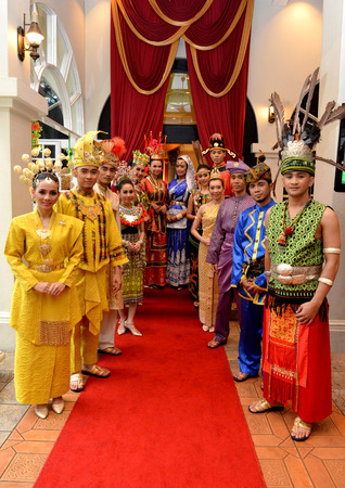culture: Malaysian with Multi Culture