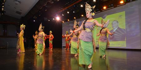 Mak Yong Dance Performance
