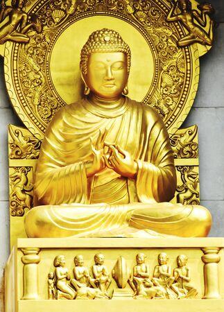 Buddha - Worshiper of non-violence