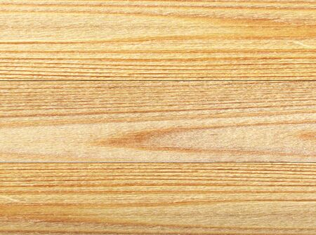 Wooden background of brown horizontal boards with beautiful texture. 3D illustration