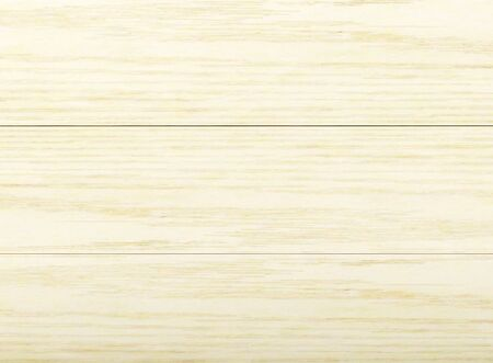 Wooden background of beige horizontal boards. 3D illustration