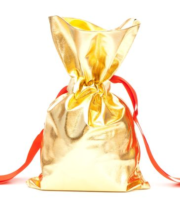 bag of gifts photo
