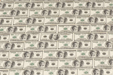 background of American money. high resolution. concept. studio.