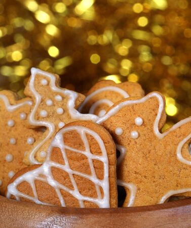 christmas gingerbread Stock Photo - 10651776