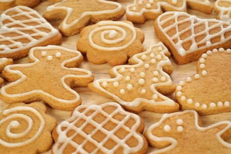 christmas gingerbread Stock Photo - 10651801