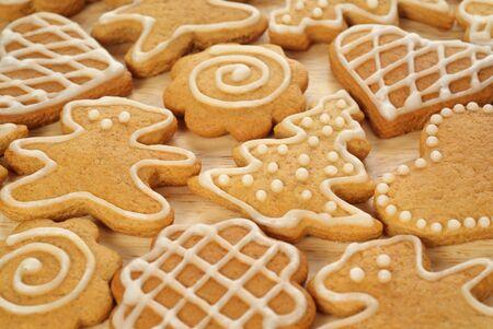 christmas gingerbread Stock Photo - 10651801
