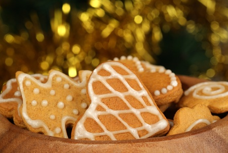 christmas gingerbread  Stock Photo - 10651800
