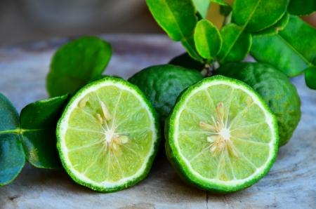 limes: Bergamot