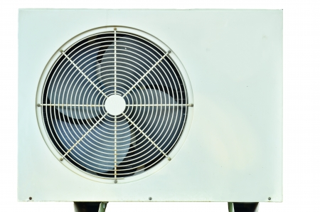fan coil unit of air conditioner Stock Photo - 18365016