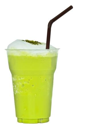 iced green tea Stock Photo - 18438212