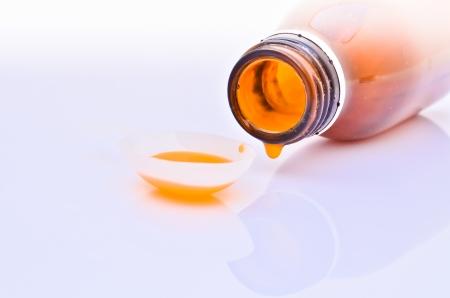 expectorant: Syrup medicine