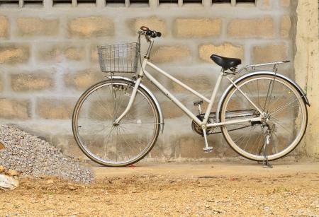 vintage bike photo