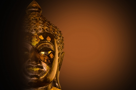 chaplain: buddha head