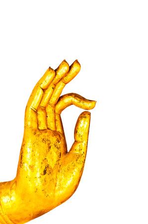 Hand of Buddha Stock Photo - 22306147