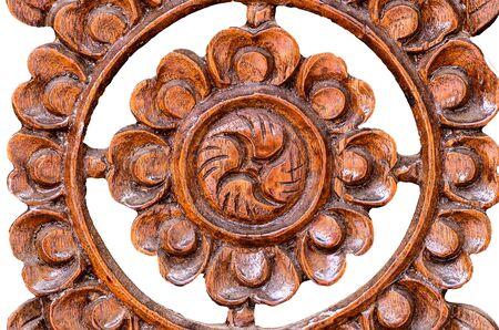 Pattern of wood photo