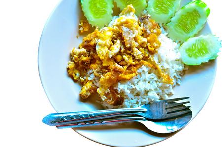 jasmine rice: arroz tortilla y jazm�n