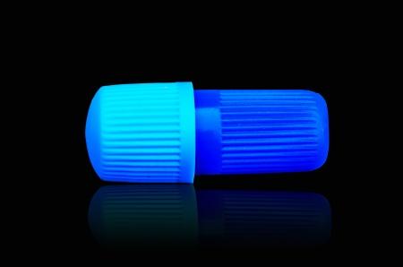 Small plastic tubes