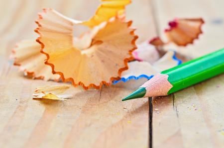 sacapuntas: lápices y lápices de afeitar