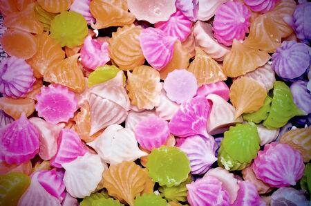Thai style handmade candy