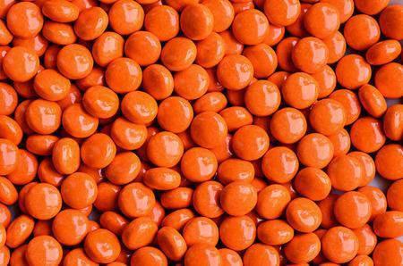orange sweet candies
