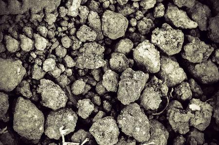 clod: Soil texture background
