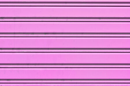 pink metal security roller door background photo