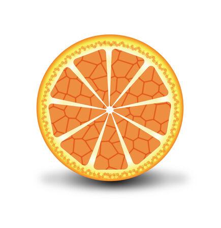 orange peel clove: Orange Slice