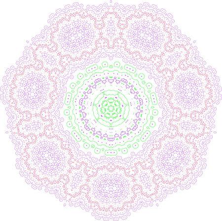 patten:  floral patten