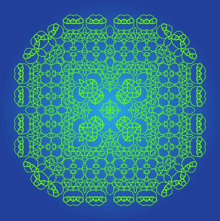 Mandala Stock Vector - 29277674
