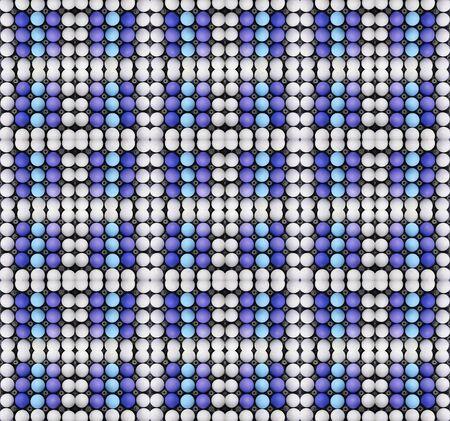 muti: Close up Carton box of muti color eggs background