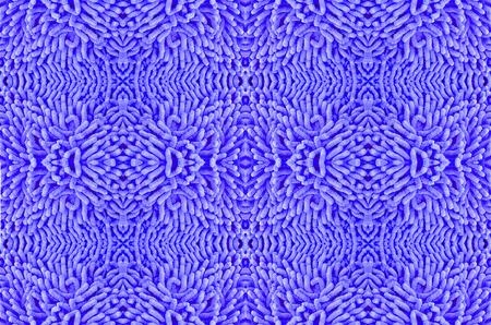 closeup of violet carpet background