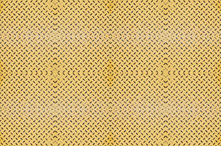 steel floor plate paint with yellow pattern