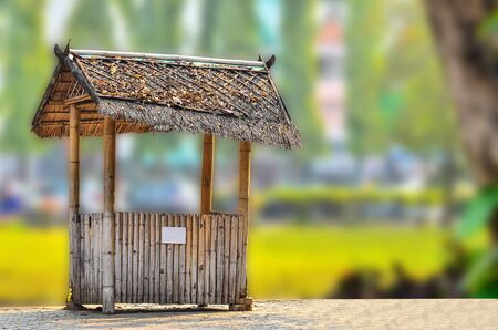 outbuilding: old shed
