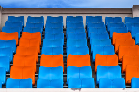 grandstand: Grandstand Chairs